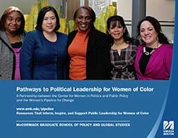Pathways to Political Leadership for Women of Color